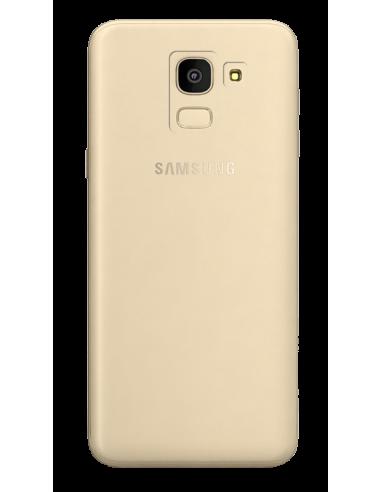 Funda personalizada para Samsung Galaxy J6 (2018) de silicona transparente