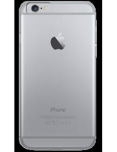 Funda personalizada para iPhone 6 Plus y 6S Plus de silicona o gel transparente
