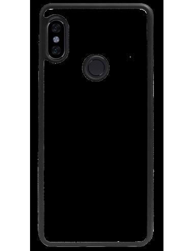 Funda personalizada para Xiaomi Redmi Note 5 Pro de borde de goma flexible