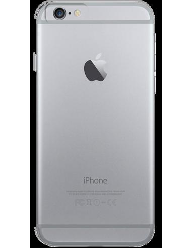 Funda personalizada para iPhone 6 de silicona o gel transparente