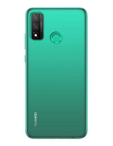 Funda personalizada para Huawei P Smart 2020 de silicona transparente flexible