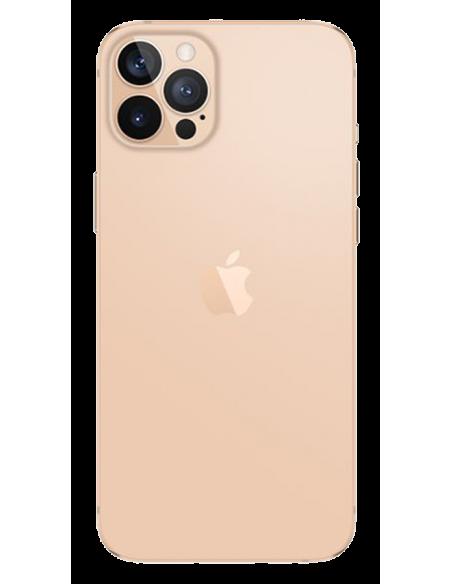 Funda personalizada para iPhone 12 Pro de silicona o gel transparente