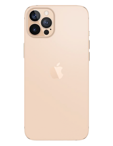 Funda personalizada para iPhone 12 Pro Max de silicona o gel transparente