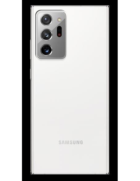 Funda personalizada para Samsung Galaxy Note 20 Ultra de silicona transparente