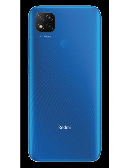 Funda personalizada para Xiaomi Redmi 9c de silicona transparente flexible