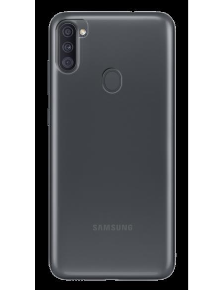 Funda personalizada para Samsung Galaxy A11 de silicona gel transparente