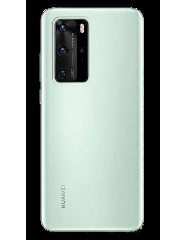 Funda personalizada para Huawei P40 de gel silicona transparente