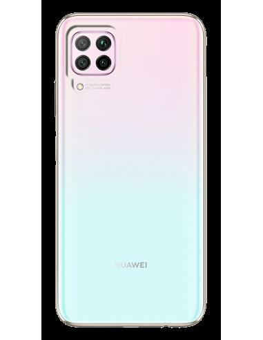 Funda personalizada para Huawei P40 Lite de gel silicona transparente