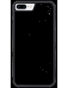 Funda personalizada para iPhone 8 Plus de TPU borde negro
