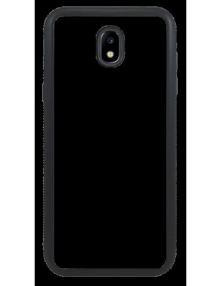 Funda personalizada para Samsung Galaxy J3 (2017) de borde goma flexible