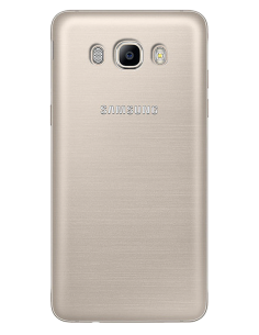Funda personalizada para Samsung Galaxy J5 2016 de silicona transparente