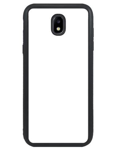 Funda personalizada para Samsung Galaxy J5 (2017) de TPU borde negro flexible