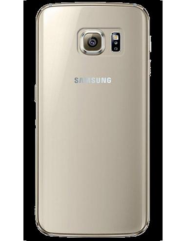 Funda personalizada para Samsung Galaxy S6 edge de silicona transparente