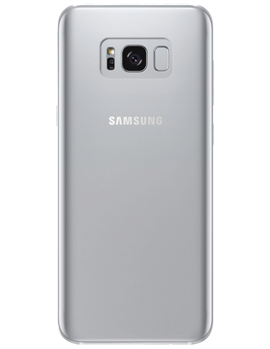 Funda personalizada para Samsung Galaxy S8 Plus de silicona transparente