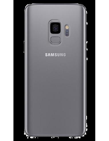 Funda personalizada para Samsung Galaxy S9 de silicona transparente