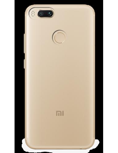 Funda personalizada para Xiaomi Mi 5X de silicona transparente flexible