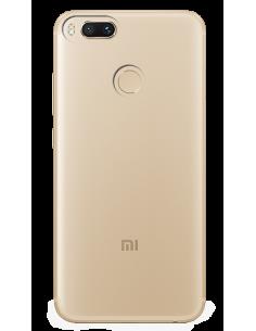 Funda personalizada para Xiaomi Mi A1 de silicona transparente flexible