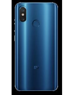 Funda personalizada para Xiaomi Mi 8 de silicona transparente flexible