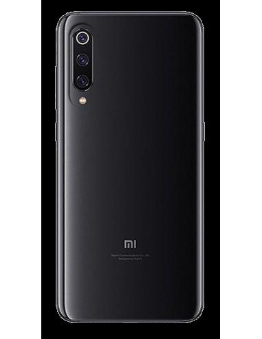 Funda personalizada para Xiaomi Mi 9 de silicona transparente flexible
