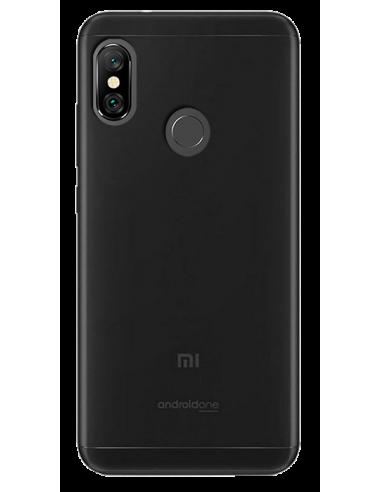 Funda personalizada para Xiaomi Mi A2 lite de silicona transparente flexible
