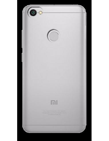Funda personalizada para Xiaomi Redmi Note 5A de silicona transparente flexible