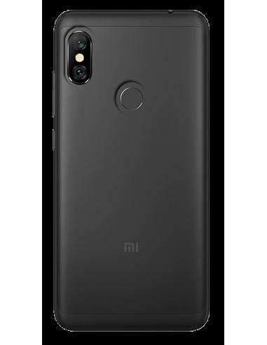 Funda personalizada para Xiaomi Redmi Note 6 de silicona transparente flexible