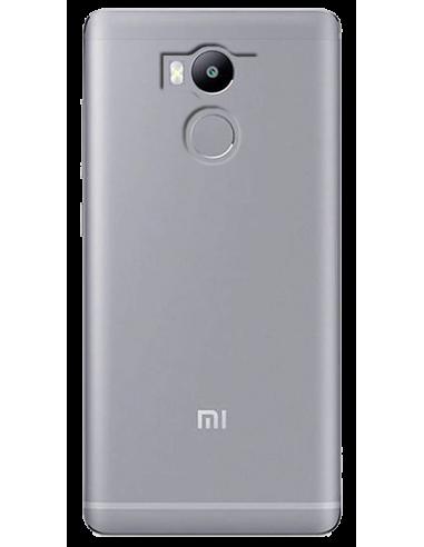 Funda personalizada para Xiaomi Redmi 4 de silicona transparente flexible