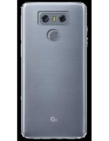 Funda personalizada para LG G6 de silicona transparente flexible carcasa de móvil