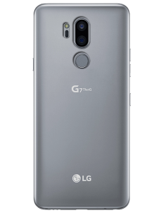 Funda personalizada para LG G7 de silicona transparente flexible carcasa de móvil