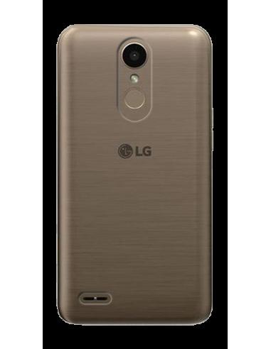 Funda personalizada para LG K10 2018 de silicona transparente flexible carcasa de móvil