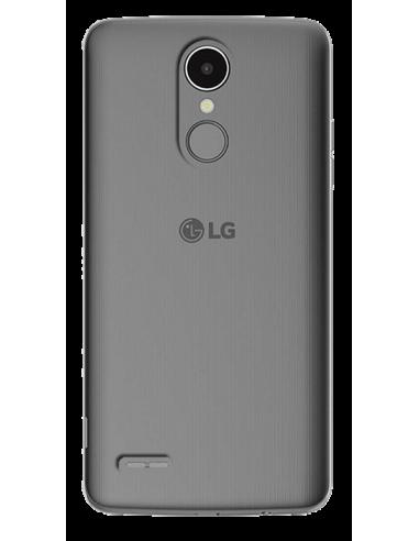 Funda personalizada para LG K9 2018 de silicona transparente flexible carcasa de móvil