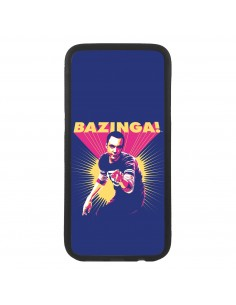 Funda de móvil Bazinga The...