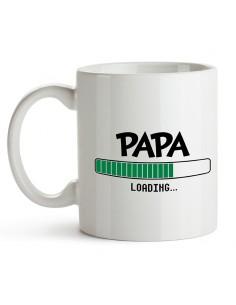 Taza de desayuno Papa Loading