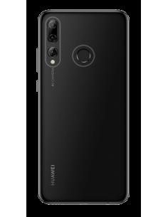 Funda personalizada para Huawei P Smart Plus 2019 de silicona transparente flexible