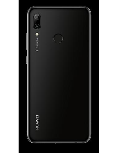 Funda personalizada para Huawei P Smart 2019 de silicona transparente flexible