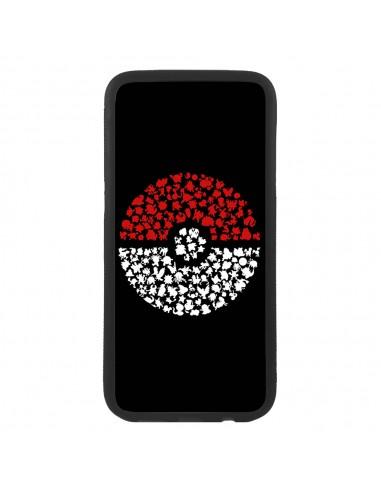 Funda para móvil bola juego Pokemon Go Case Cover