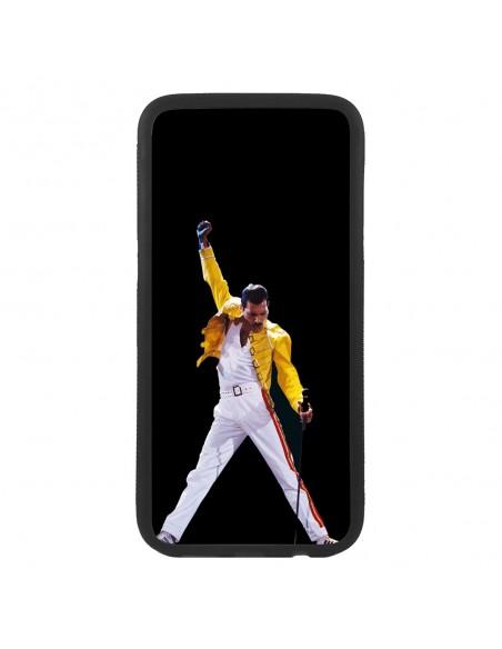Funda carcasa para móvil Freddie Mercury cantante Queen grupo musica pop mítico