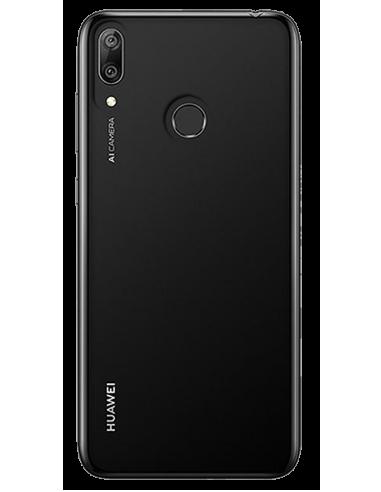 Funda personalizada para Huawei Y7 2019 de silicona transparente flexible