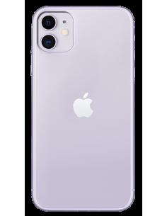 Funda personalizada para iPhone 11 de silicona o gel transparente