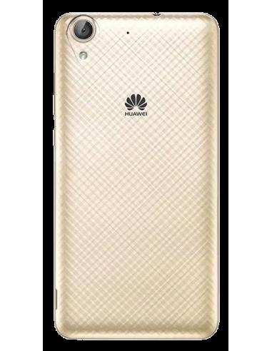 Funda personalizada para Huawei Y6 II de silicona transparente flexible