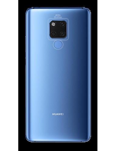 Funda personalizada para Huawei Mate 20 de silicona transparente flexible