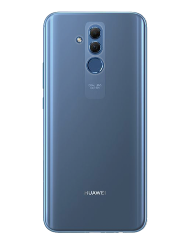 Funda personalizada para Huawei Mate 20 lite de silicona transparente flexible