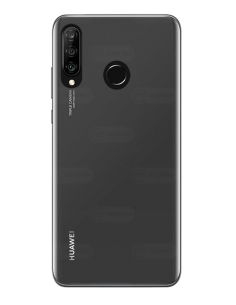 Funda personalizada para Huawei P30 Lite de silicona transparente flexible