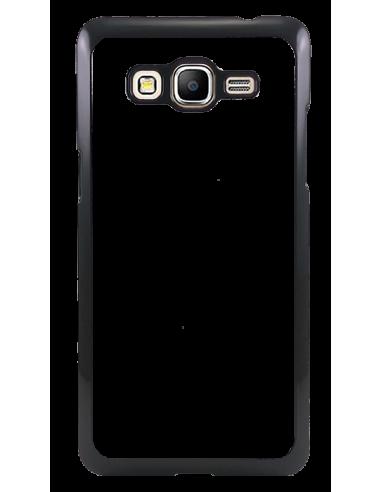 Funda personalizada para Samsung Galaxy  Grand Prime de borde goma flexible