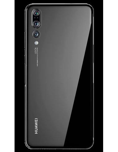 Funda personalizada para Huawei P20 Pro de silicona transparente flexible