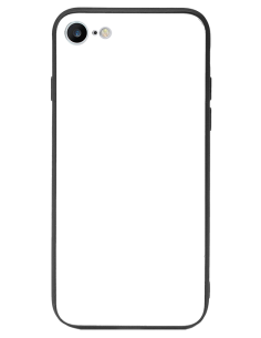 Funda personalizada para iPhone 8 de TPU o goma y cristal efecto espejo