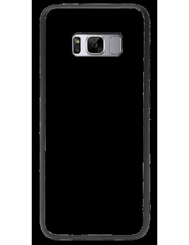 Funda personalizada para Samsung Galaxy S8 TPU y cristal efecto espejo