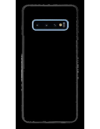 Funda personalizada para Samsung Galaxy S10 TPU y cristal efecto espejo