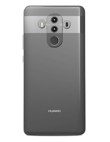 Funda personalizada para Huawei Mate 10 de silicona transparente flexible