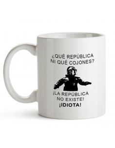 Taza desayuno con Frase de...